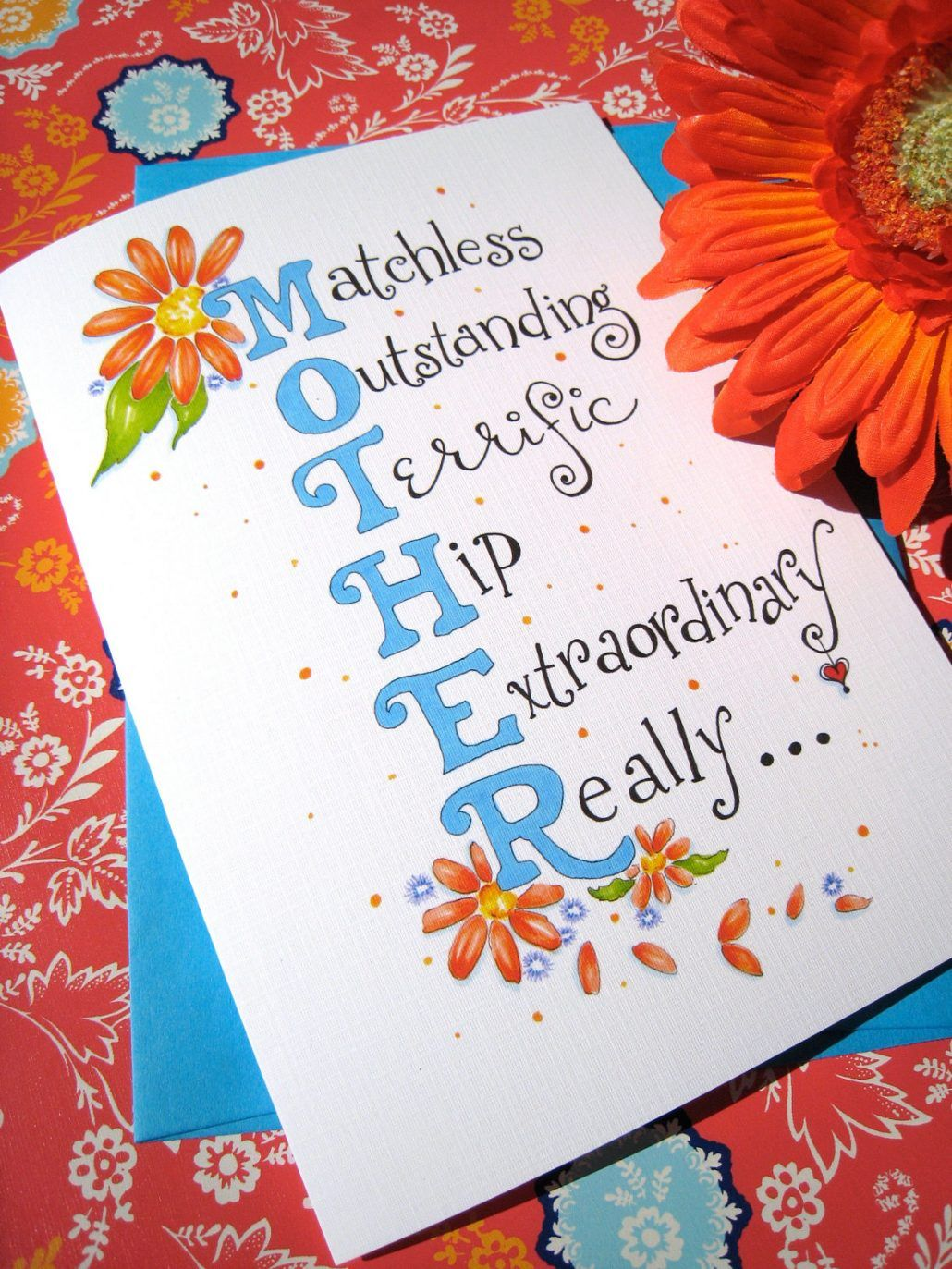 Homemade Birthday Card Ideas For Mom Greeting Cards