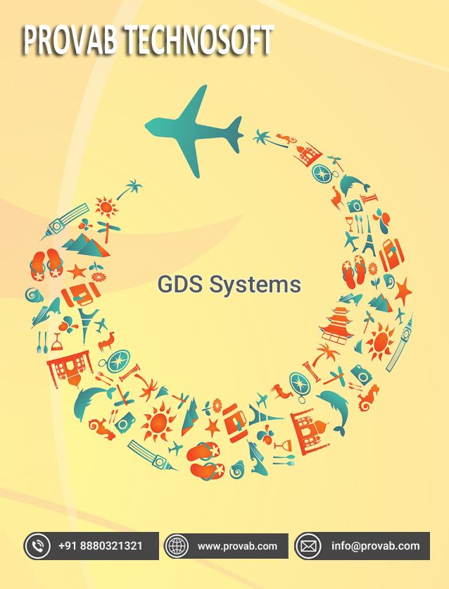 Airline Global Distribution Systems