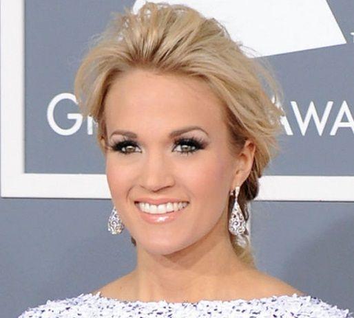 Best Wedding Makeup 2012 Inspiration Carrie Underwood