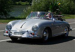 Porsche 356 A Convertible 1600 S Baujahr 1958 – Wikipédia, a enciclopédia livre