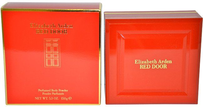 Women Elizabeth Arden Red Door Perfumed Body Powder 5.3 Oz