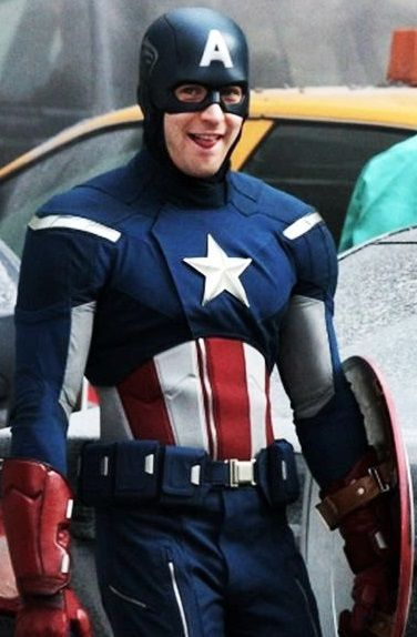 Pin by Kristen McCampbell on Captain America