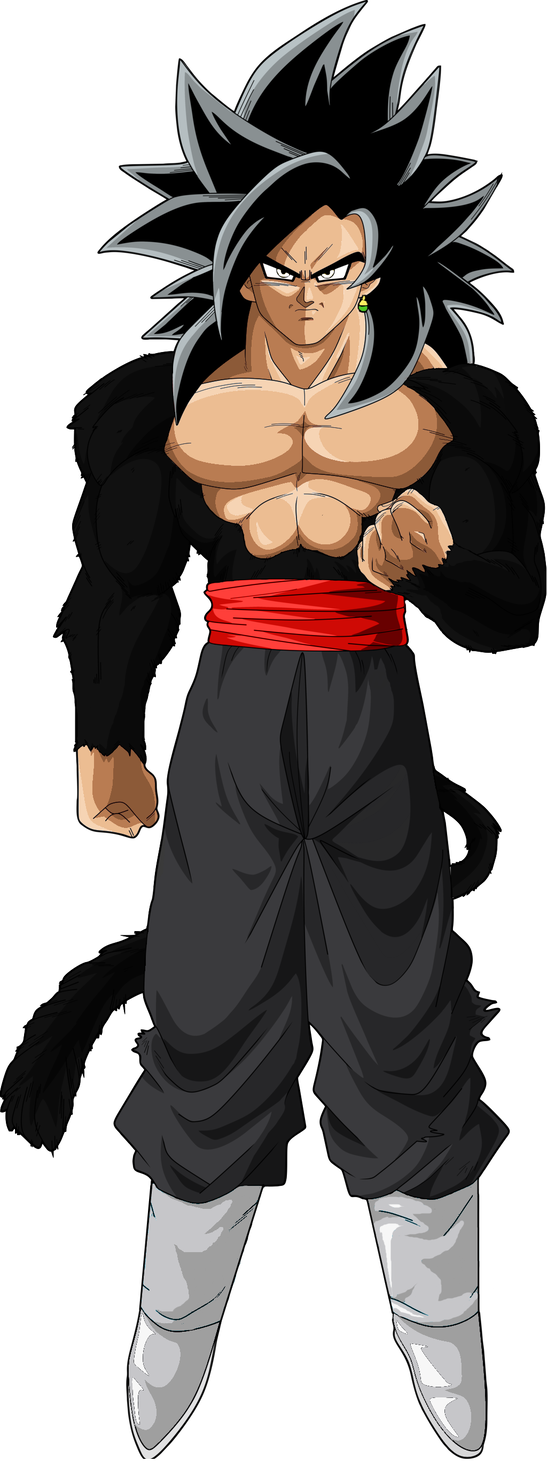 Black Goku Ssj 4 Png By Davidbksandrade Goku Black Dragon Ball Super Manga Anime Dragon Ball Super