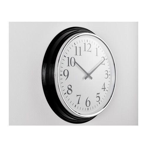 Horloges Murales Ikea