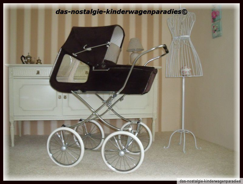 vintage prams van delft google search retro ko k s. Black Bedroom Furniture Sets. Home Design Ideas