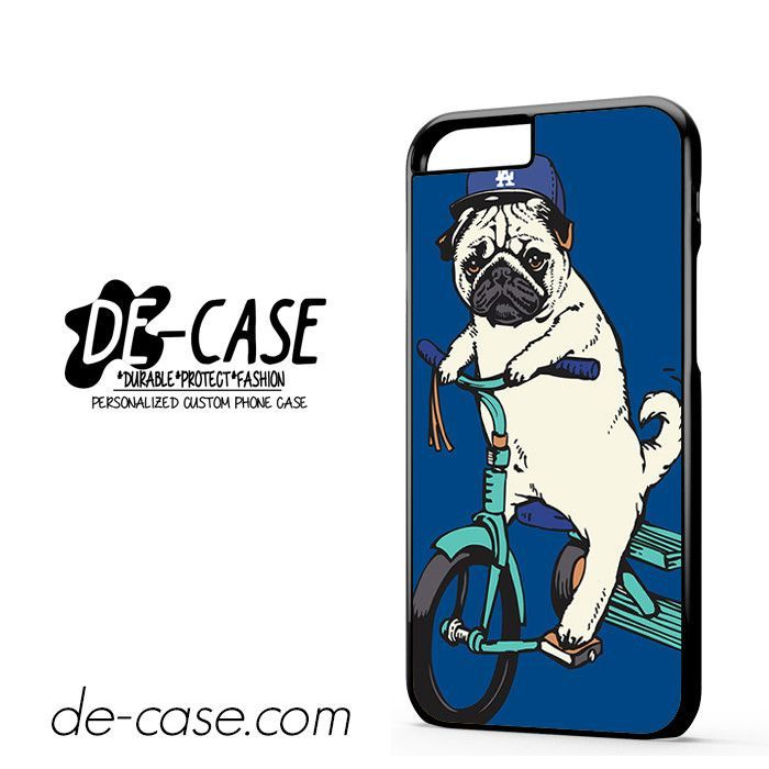 Pugs Ride Bike Baby DEAL-8970 Apple Phonecase Cover For Iphone 6 / 6S