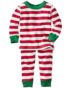 46d59ef7e9 Toddler Long John Pajamas In Organic Cotton by Hanna Andersson ...