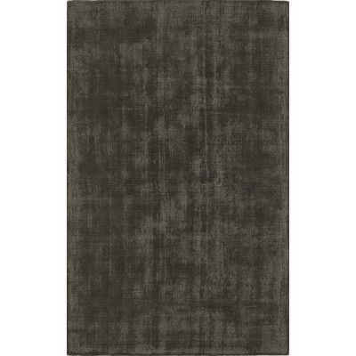 Dalyn Rug Co. Laramie Dalyn Charcoal Area Rug Rug Size: 5' X 7'6""
