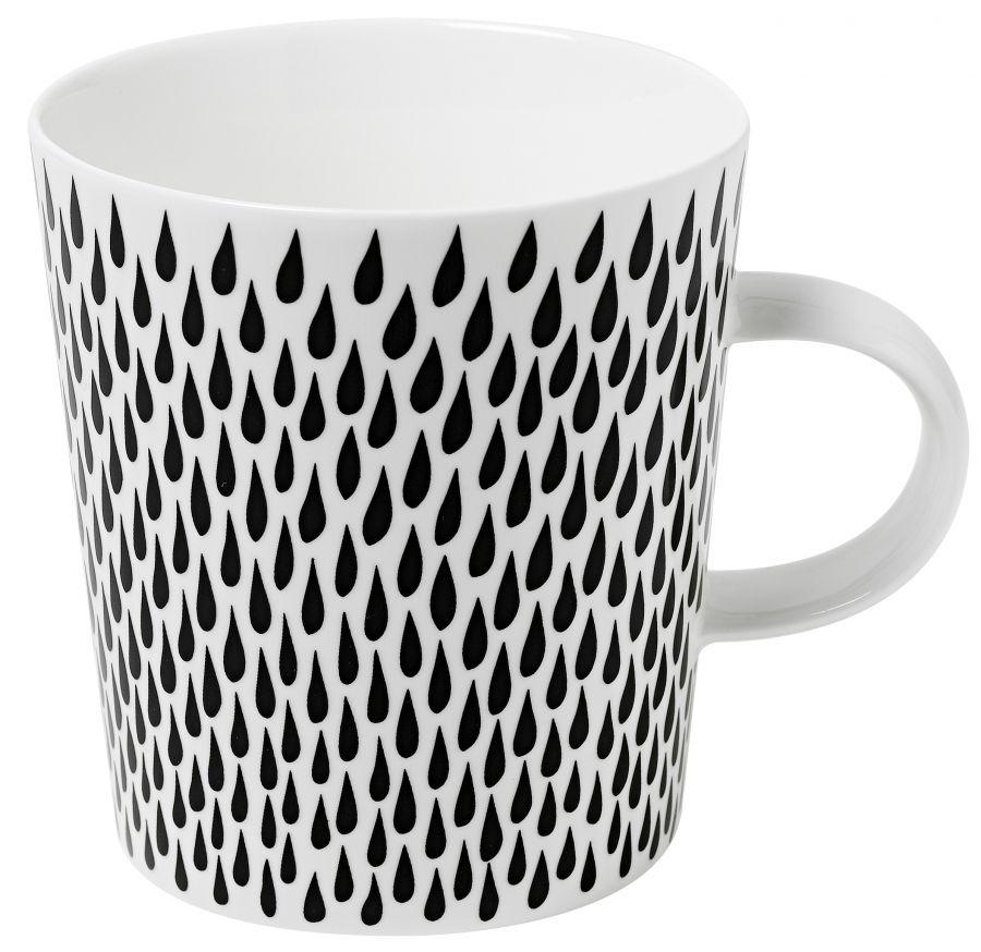 Bono Mugs with handles. set of 4.