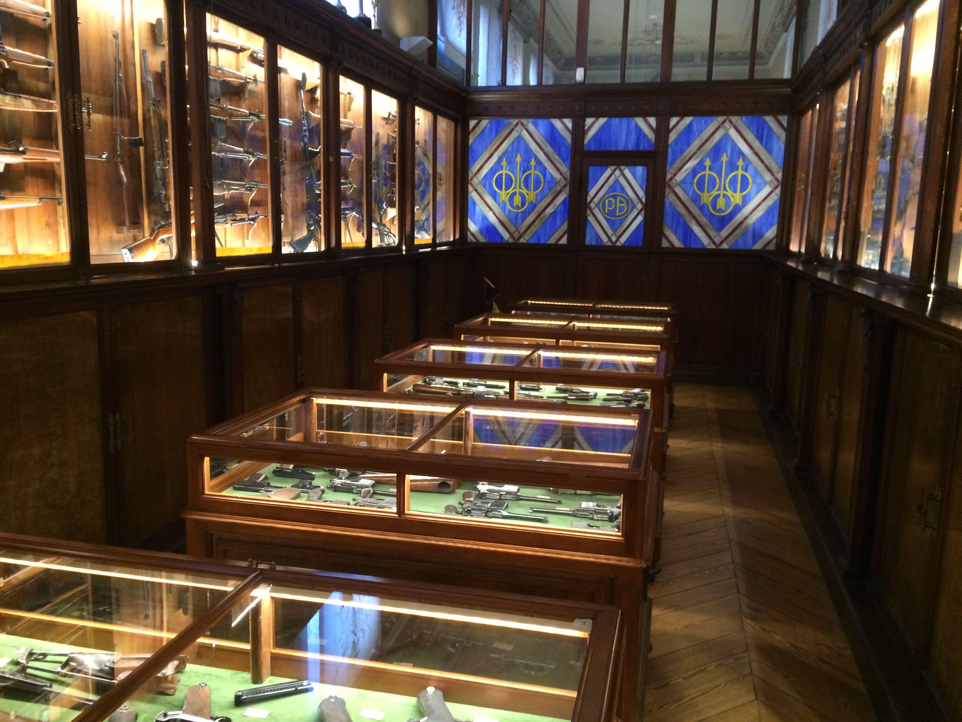Beretta private museum