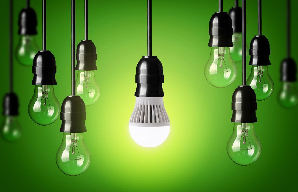 What Is Led Lighting The Lighting Guide For Energy Saving Lamps Led Bulb Simple Lighting Led Lights