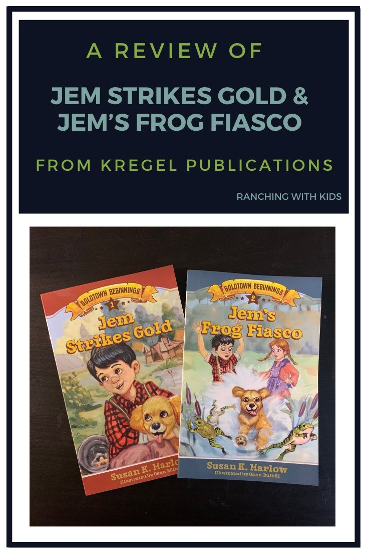 A Review of Jem Strikes Gold & Jem's Frog Fiasco from