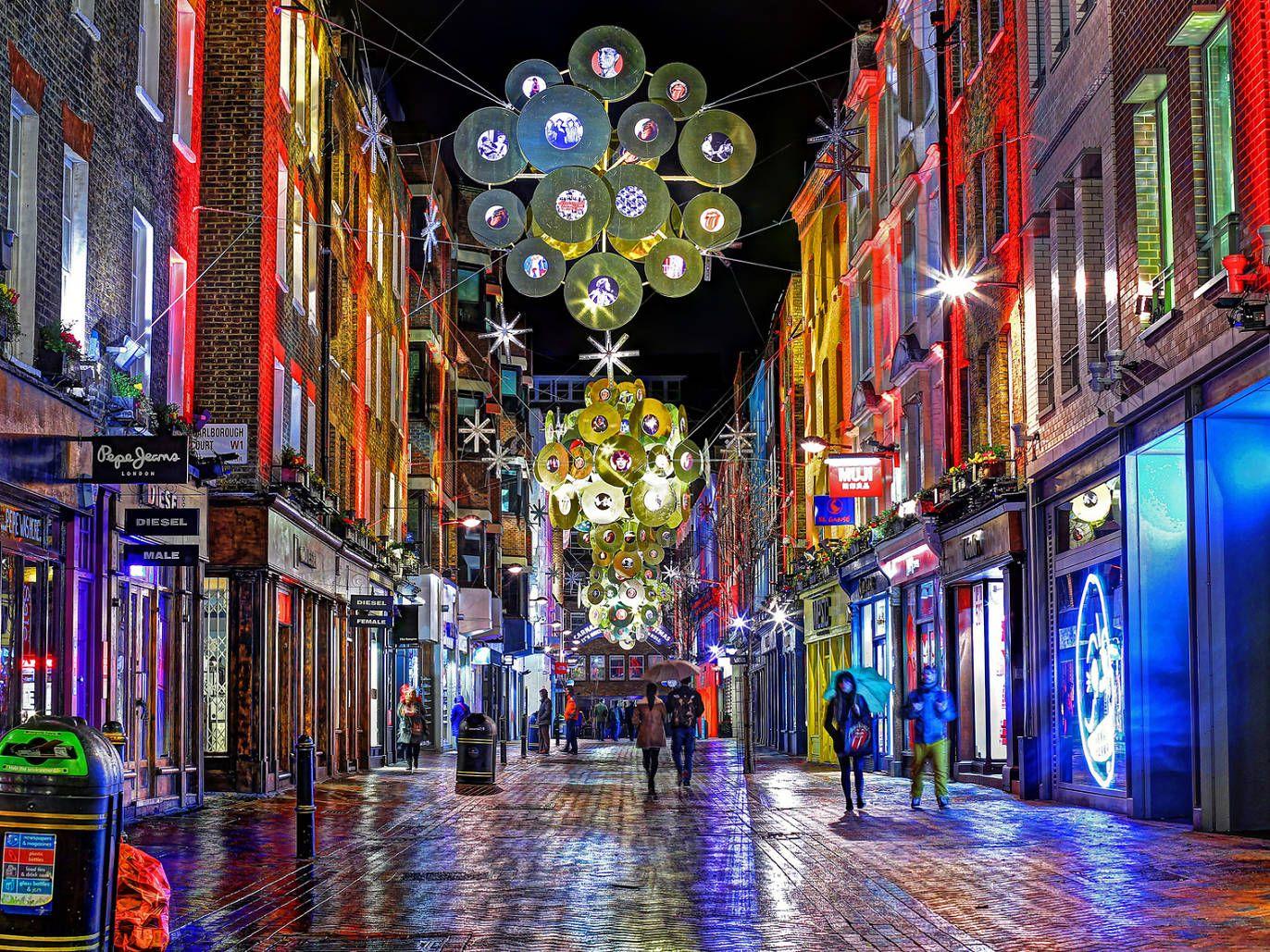 christmas lights london # 34
