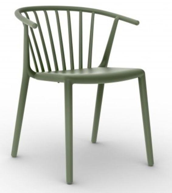 Chaise de restaurant et terrasse bar Woody Sledge