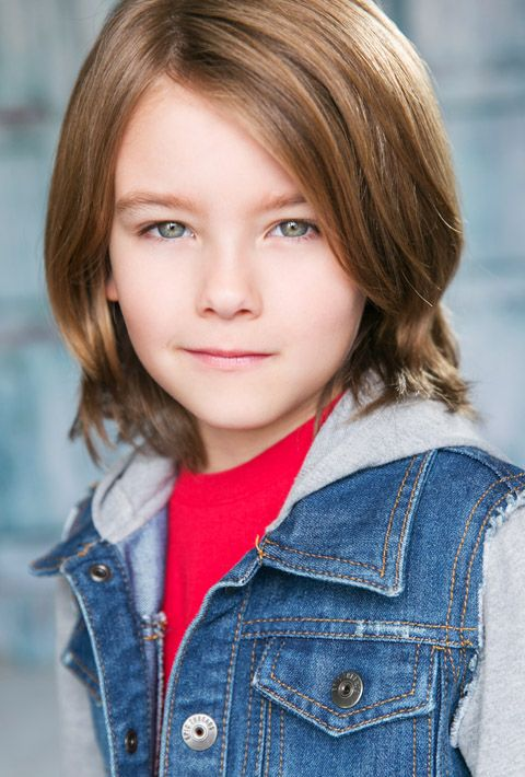 Commercial Kids Headshot By Brandon Tabiolo Photography