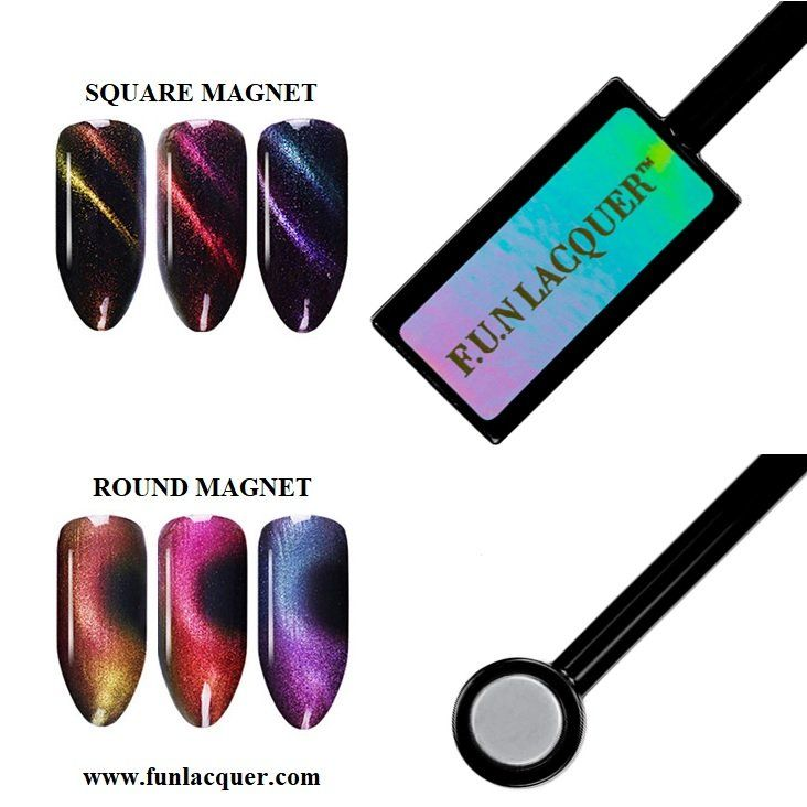 Dual Head Magnetic Tool | Magnetic nails, Magnetic nail polish and ...
