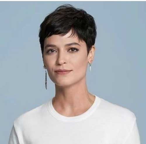 36 Most Popular Pixie Haircuts for Women #shortpixie