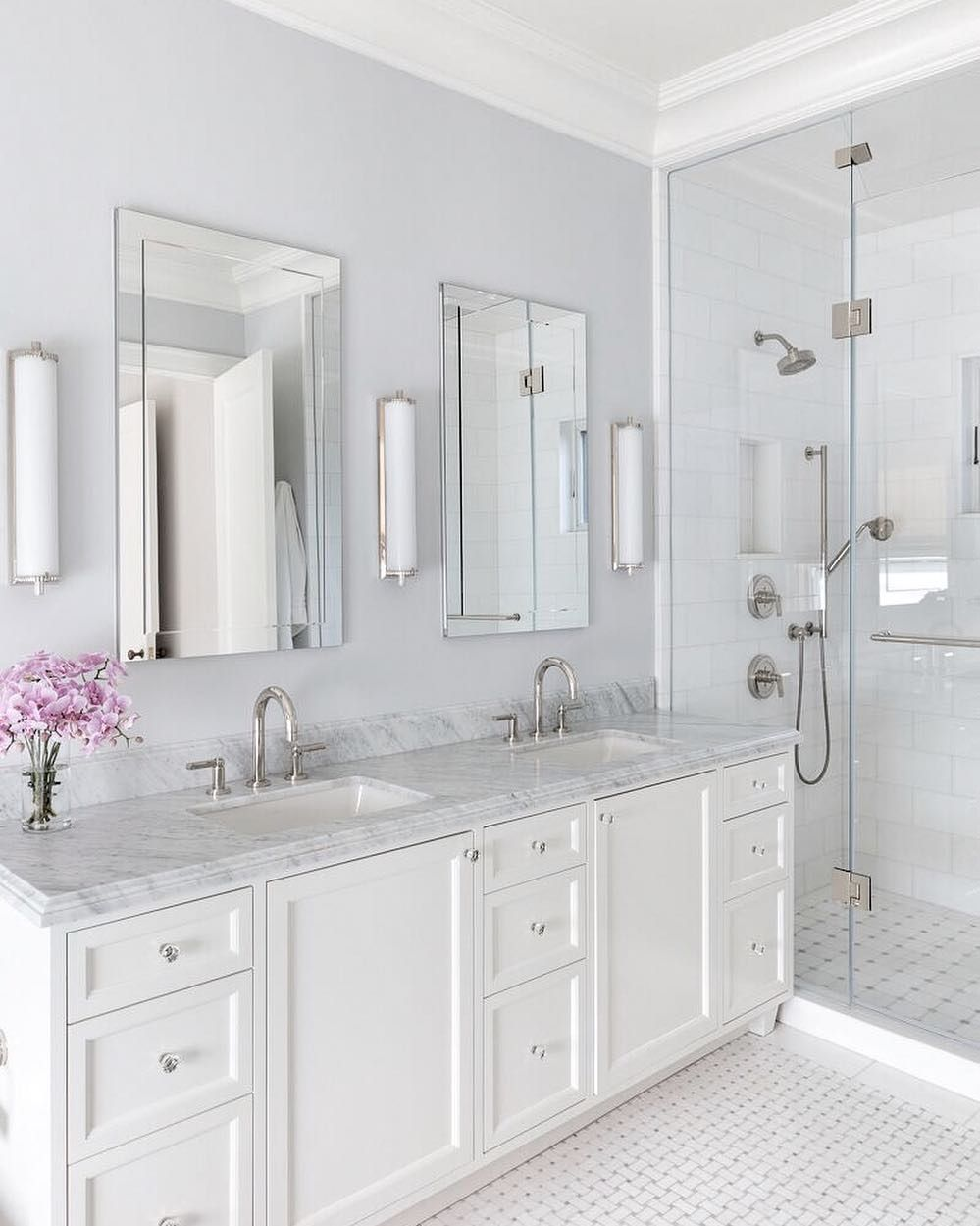 Bathroom Mirror Ideas To Reflect Your Style Bathroom Vanity Designs Timeless Bathroom Vanity