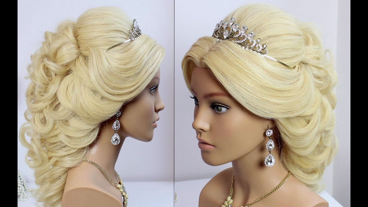 Best Wedding Prom Hairstyles For Long Hair Tutorial Prom Hairstyles For Long Hair Prom Hair Hair Styles