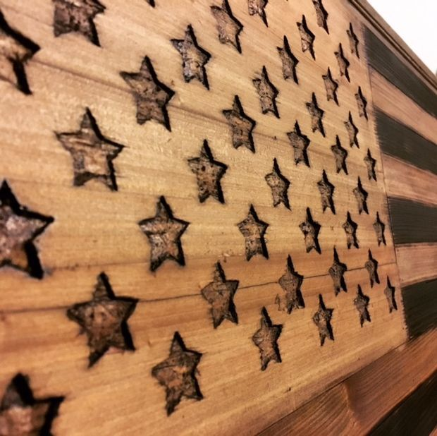 Wood American Flag Wall Art 2x4 american flag wall art/coffee table!! | american flag wall art