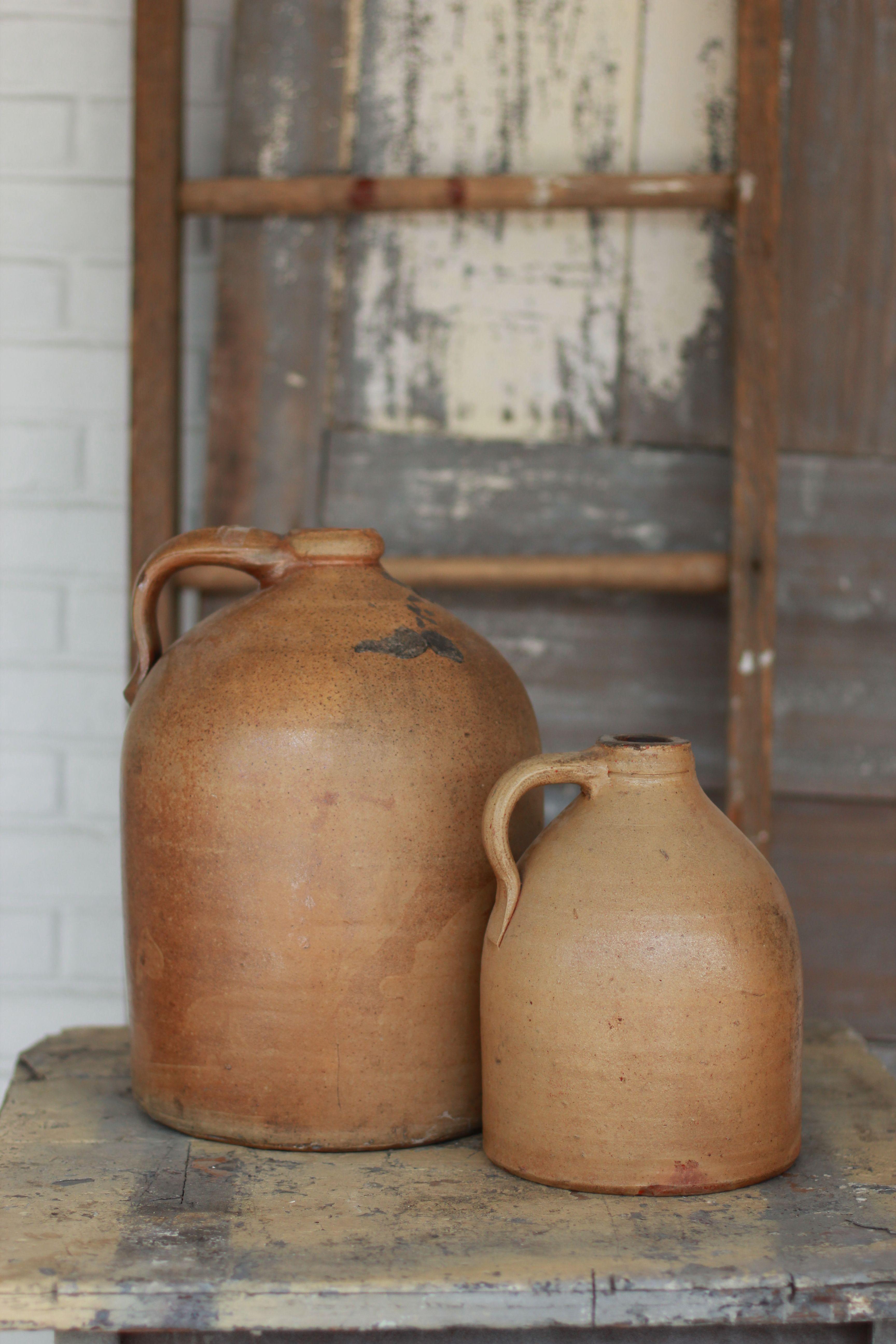 Antique Crocks