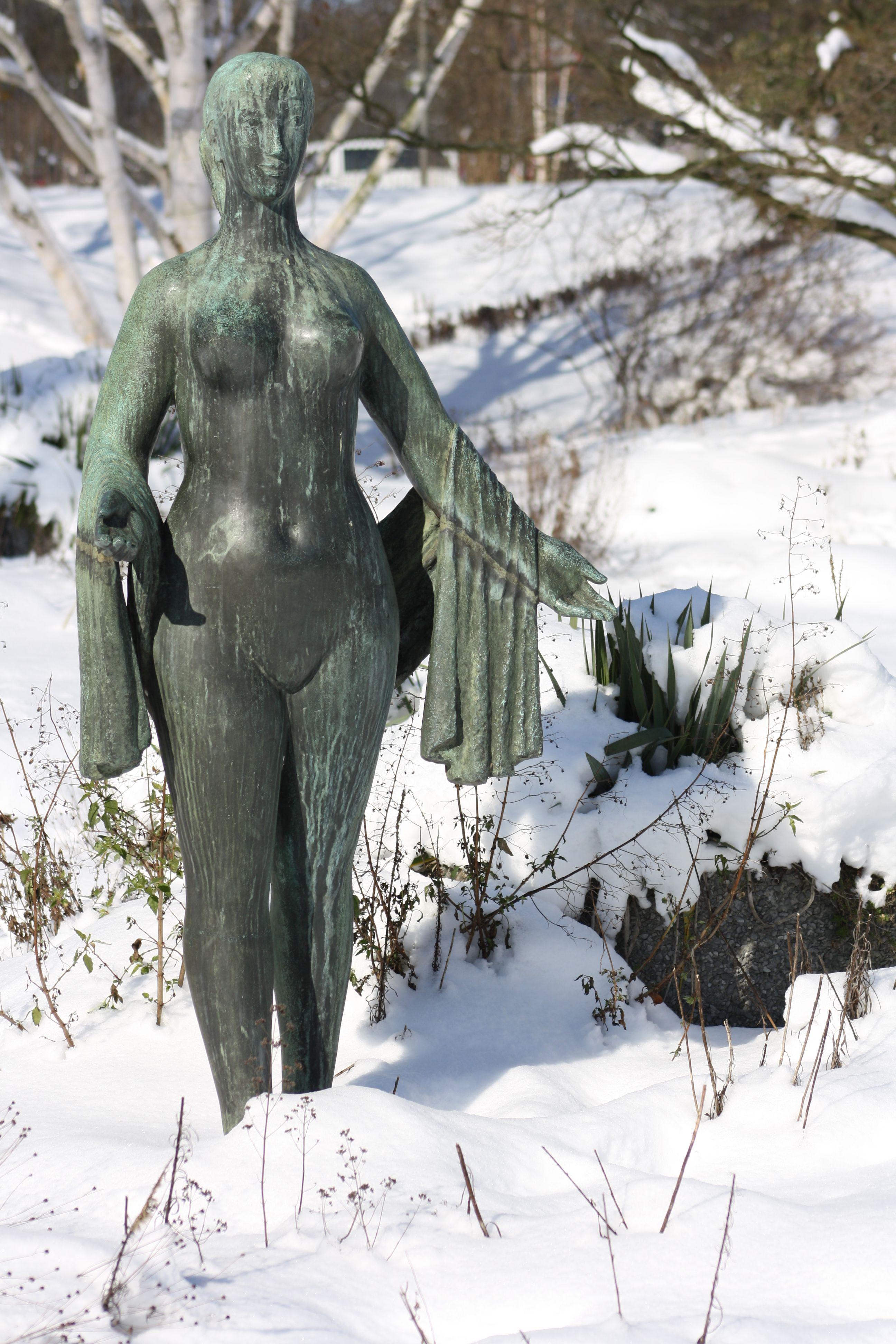 Winter in Hamburg, Planten un Blomen - Foto: Birgit Puck