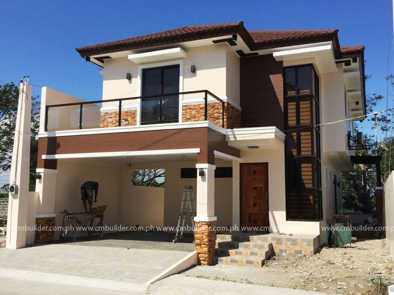 Budget friendly house construction in the philippines for Modern zen house philippines