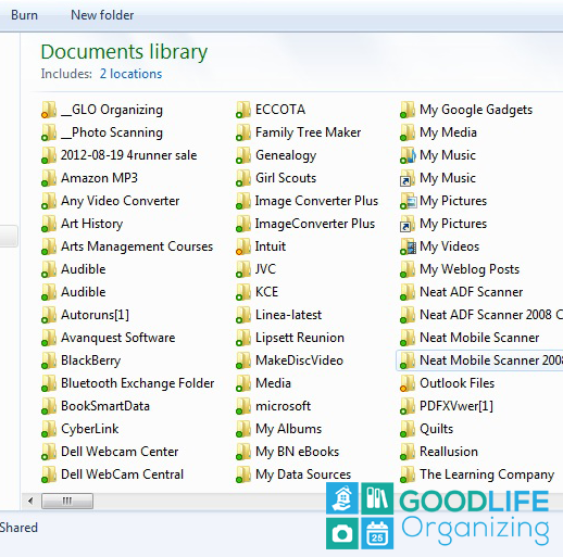 Clean Up Your Computer Organize Your Files With Images