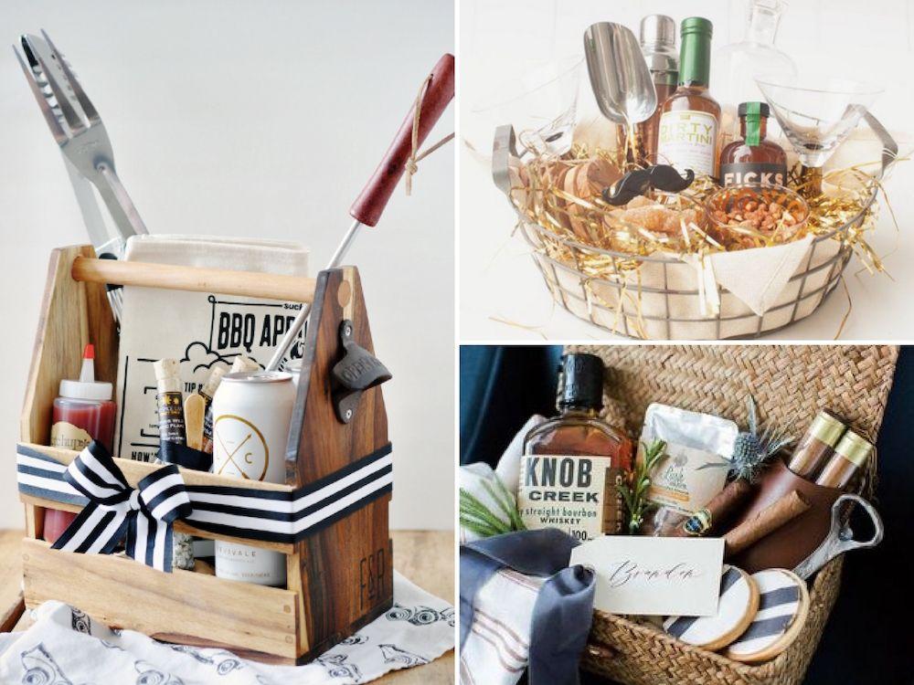 11 Best Gift Basket Ideas For Him Best Gift Baskets Gift Baskets For Him Gift Baskets For Men