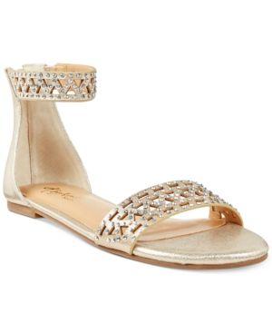 add44b7dfa0c Thalia Sodi Jacey Flat Sandals
