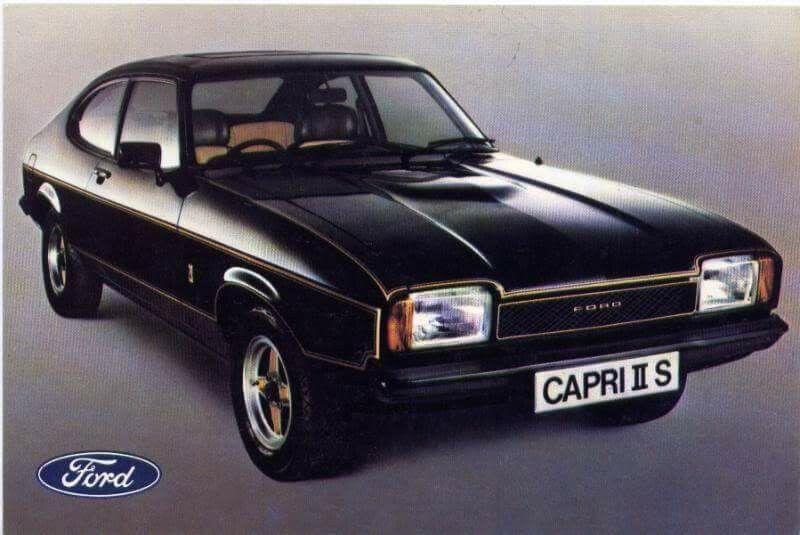 Ford Capri Mk Ii John Player Special Ford Capri Classic Cars