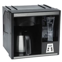 Under Cabinet Mount Coffee Makers Tear Drops French Press Counter