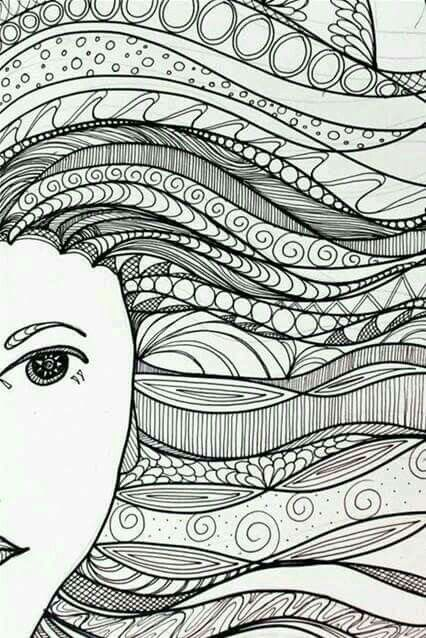 Pin By Sherry Wood Stedman On Coloring Pages Pinterest Zentangle