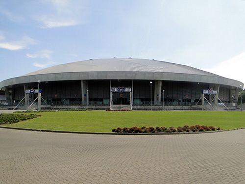 ATLAS ARENA ŁÓDŹ - ŁÓDŹ, Poland - Host city venue of FIVB Men's World Championship 2014 #volleyball