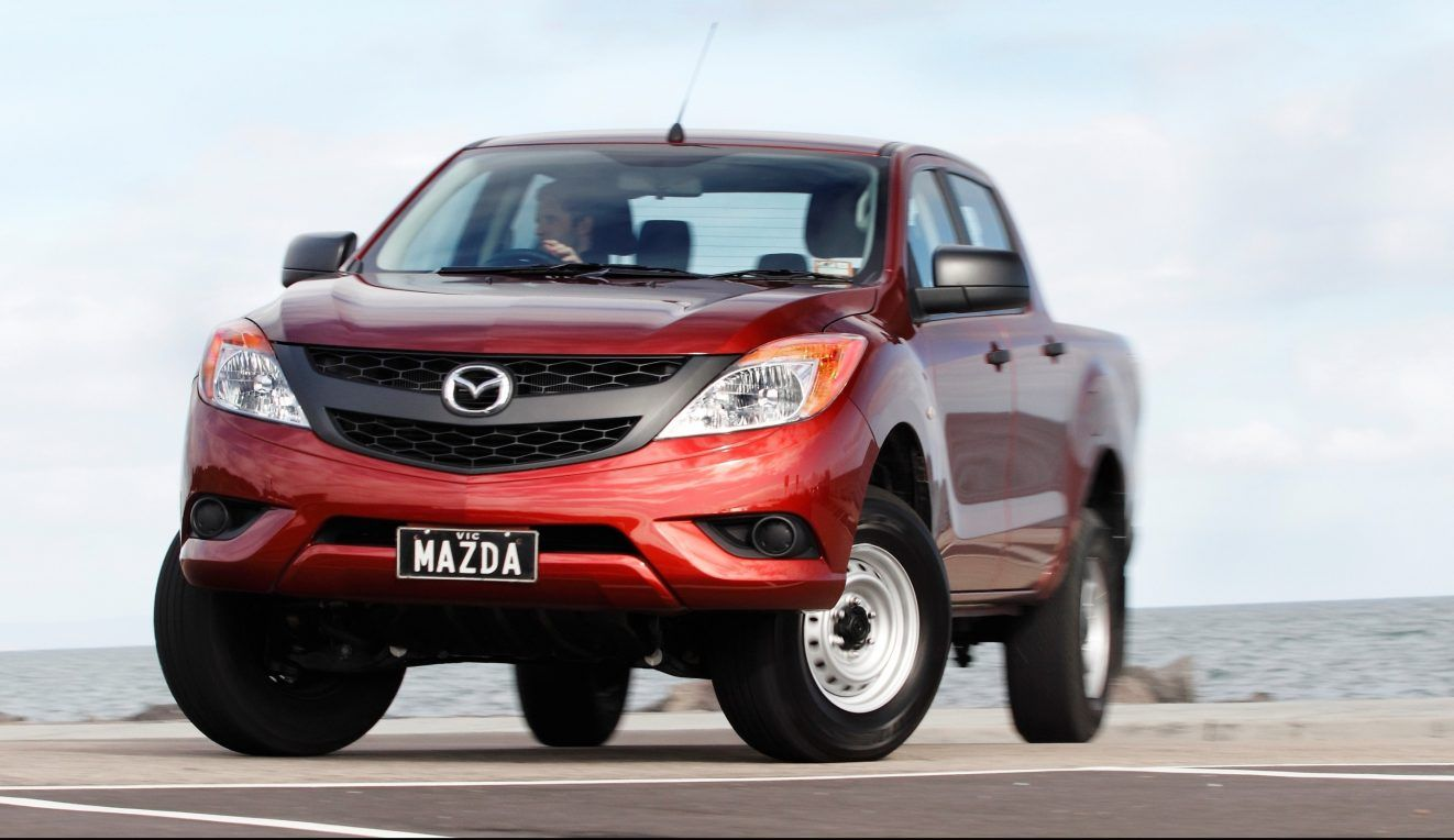 There Are Reports That There S A New Mazda Ute Concerning The Town Understood As The 2021 Mazda Bt 50 It Will Embrace A Design La Mazda New Pickup Trucks Car