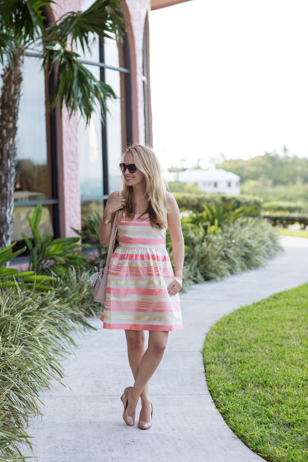 This dress is the perfect wedding guest dress at such a great price ...