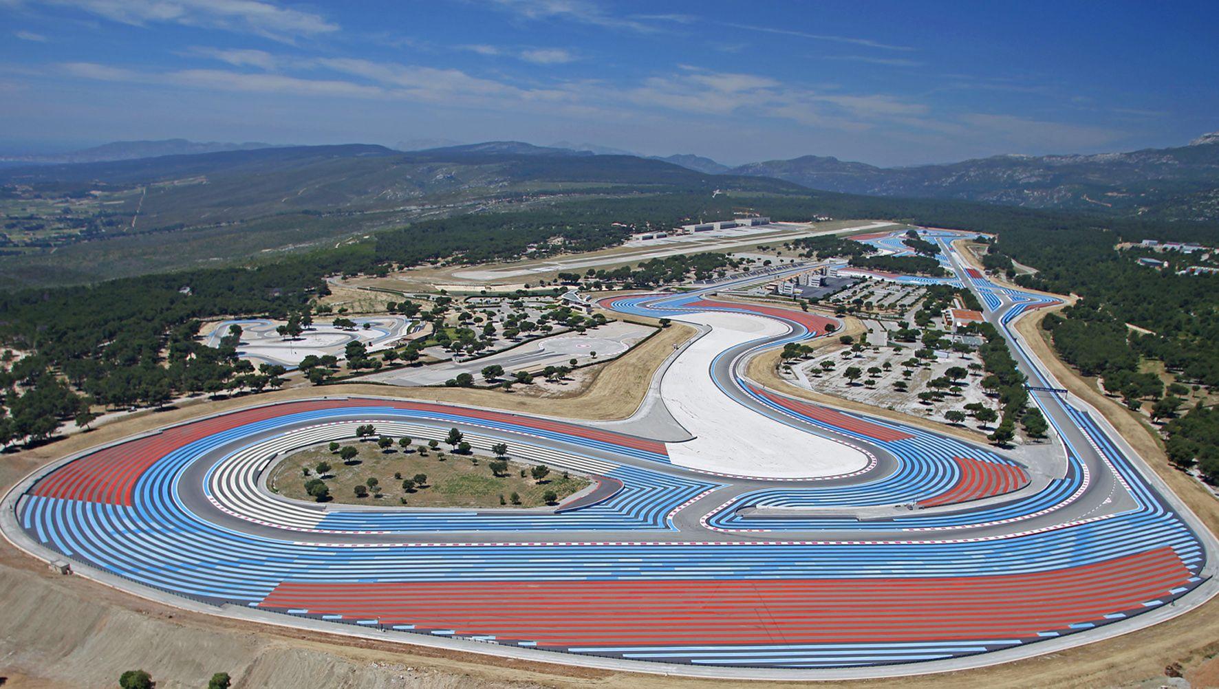 Circuit Paul Ricard Le Castellet Departements Francais Formule 1