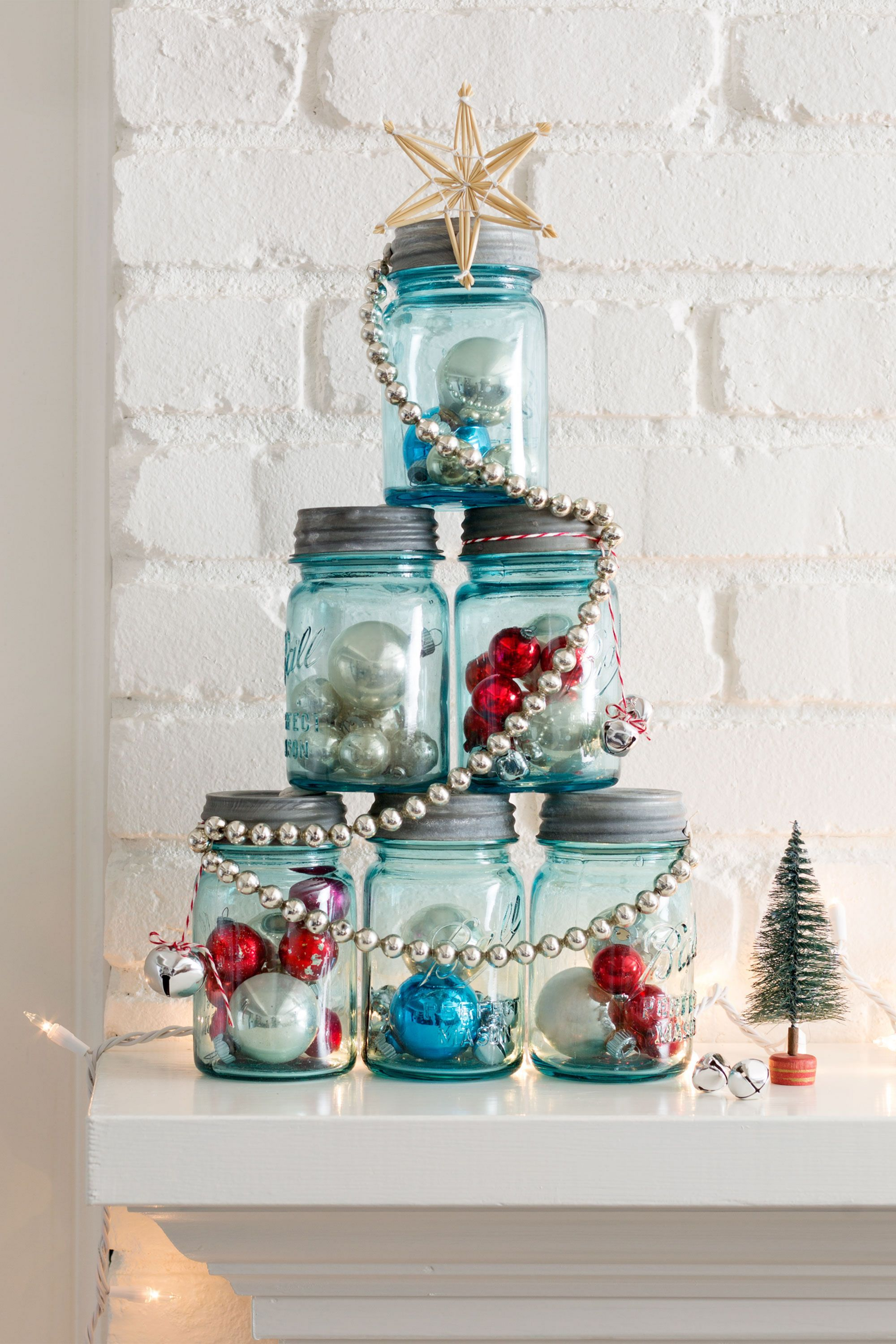 25 awesome diy christmas and winter decorations to make your home rh pinterest com