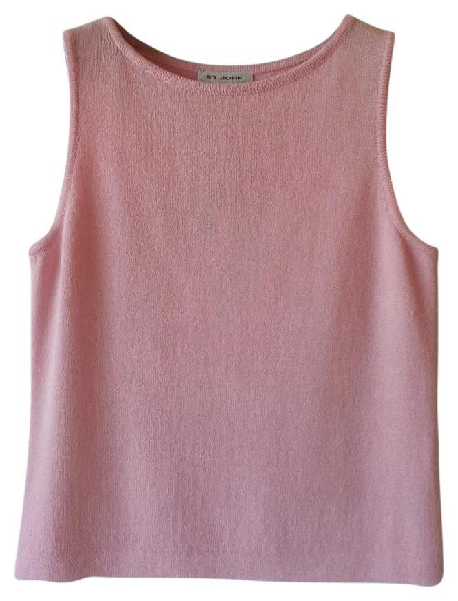 1e7dd82fbc7ed7 Blush Pink Sale New with Tags Sleeveless Tank Top Cami