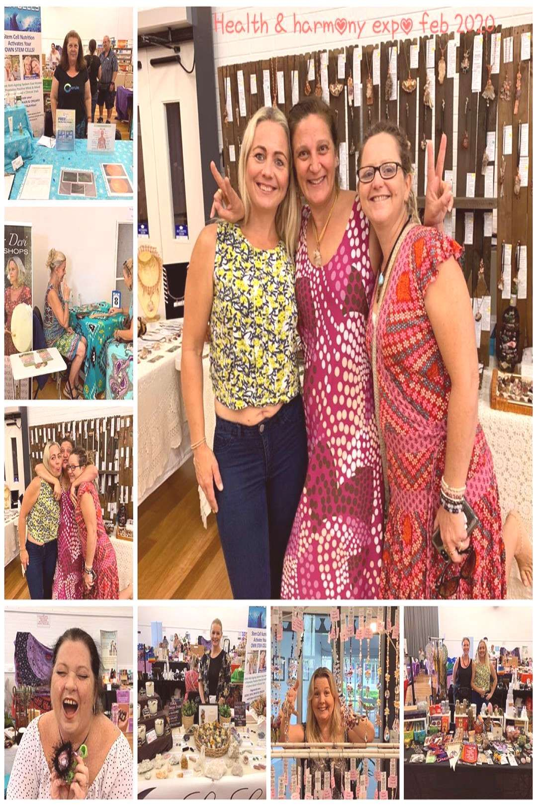 #peoplepeople #memorial #standing #harmony #health #today #expo #from #94pm #the #hal #is #at #in #9 is at the Health harmony expo today from 94pm in the memorial halYou can find Boho fashion and more on our webs...