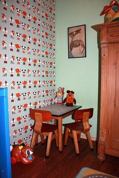 retro kinderkamer | babykamer | pinterest | kid, vintage and retro, Deco ideeën