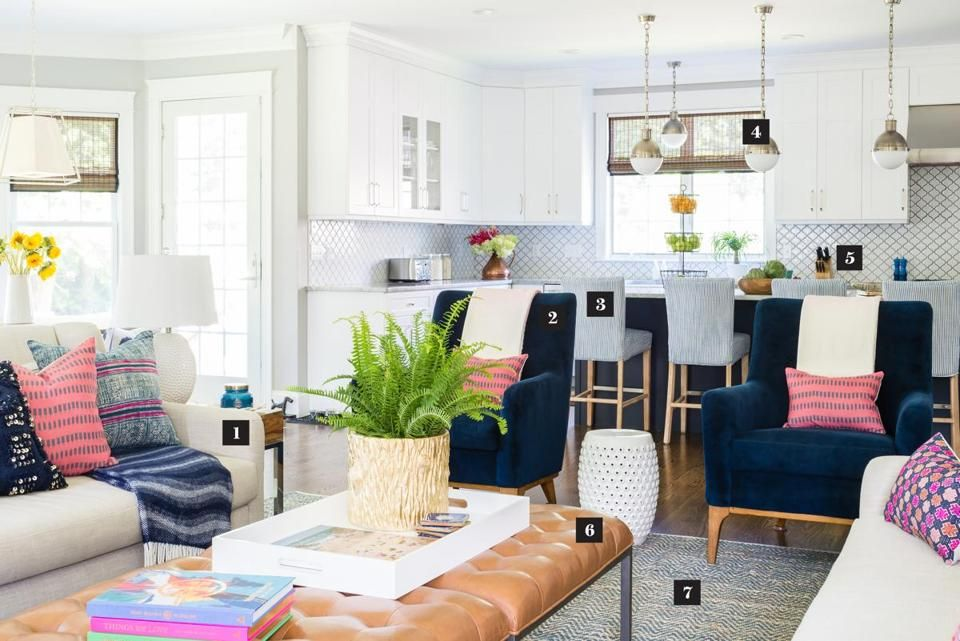 Designing A Family Room That Can Withstand Young Kids