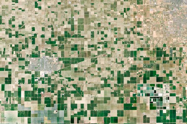 Fresno United States Earth View From Google Earth View Earth