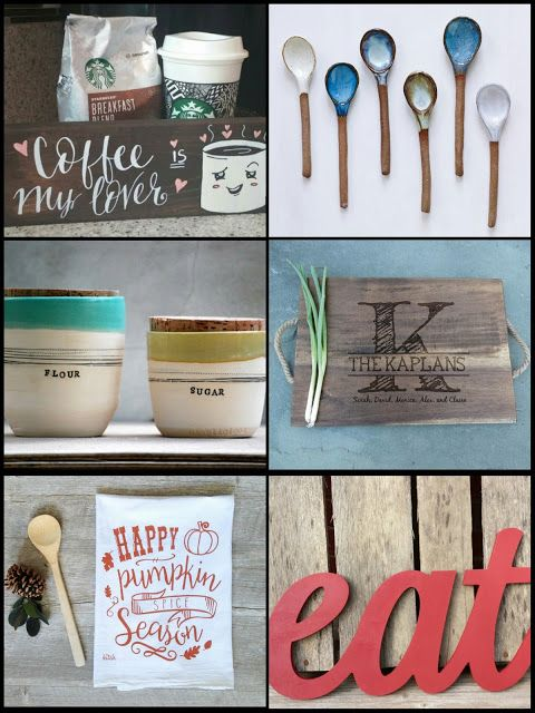Fun Finds: October Edition #kitchen #handmade #shopping #giftideas #etsy
