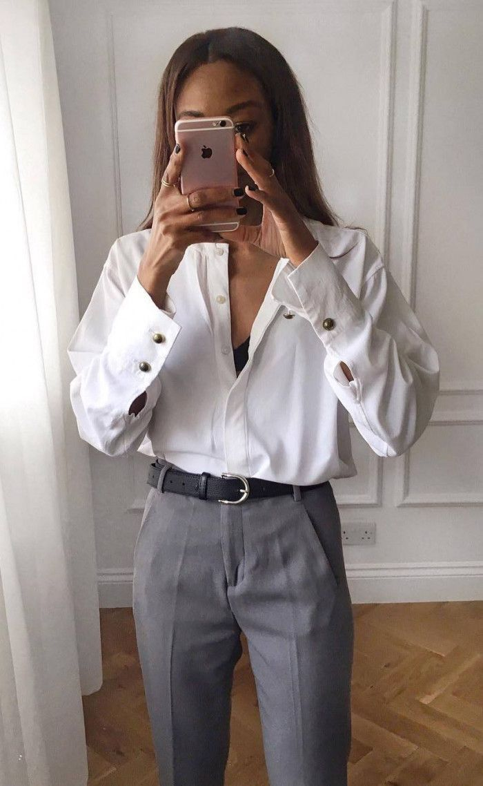 Top 30 Office Outfits For Spring 2019 - #office #Outfits #Spring #Top #officeoutfit