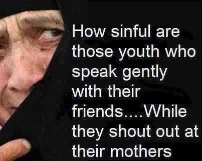 Respect The Elders Elders Islamic Quotes Islam Parenting Quotes