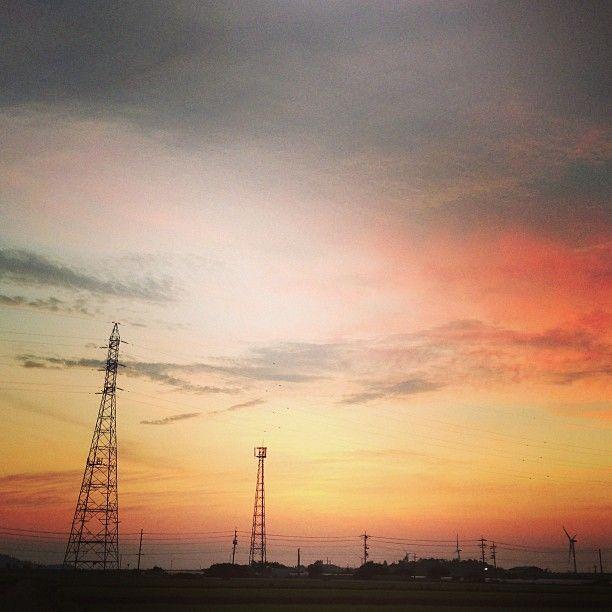 Sunset 19:30