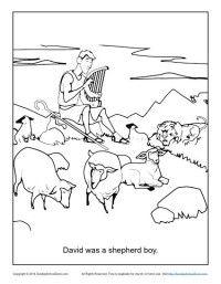 David Was A Shepherd Boy