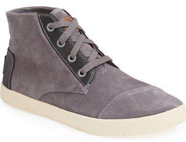 Toms 'Paseo - High' Sneaker (Women)