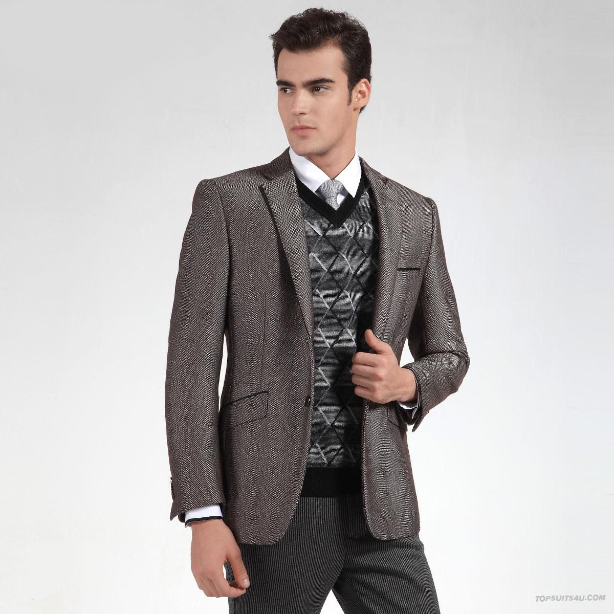 "Semi formal, as the name implies, is slightly more relaxed – think a dark suit and a tie, or anything you'd refer to as ""cocktail"" dress. Men's Formal Attire Tom Ford."